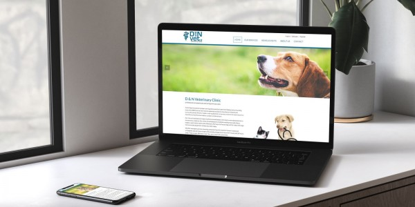Welcome to the brand new D&N Veterinary Clinic website